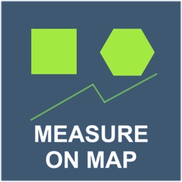 Measure on Map Tool