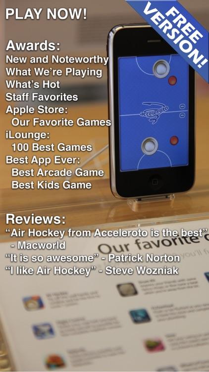 Air Hockey Gold screenshot-0