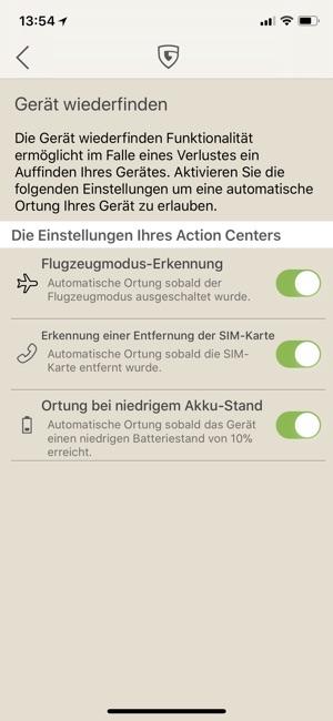iPhone: Ortung abschalten - COMPUTER BILD