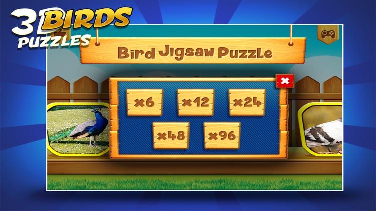 Birds Jigsaw Puzzles Game screenshot-4