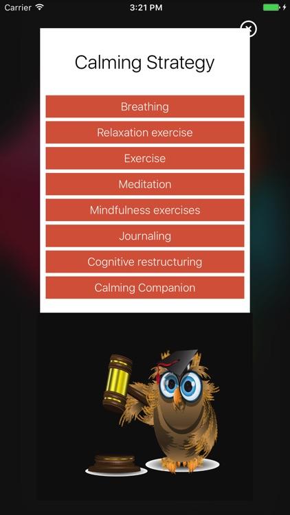 Anxiety Journal screenshot-4