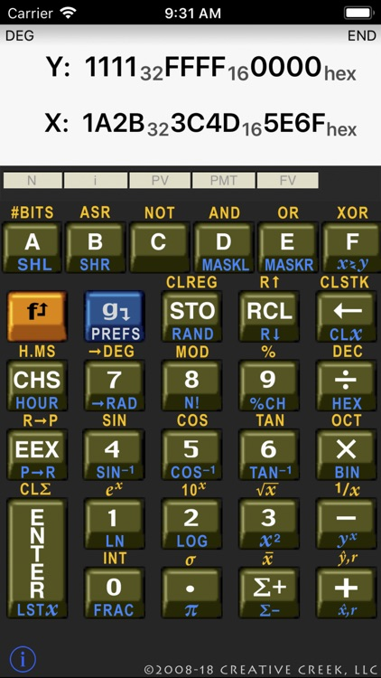 MathU RPN Calc screenshot-3