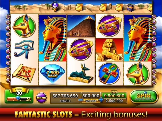 spartan slots casino Slot Machine