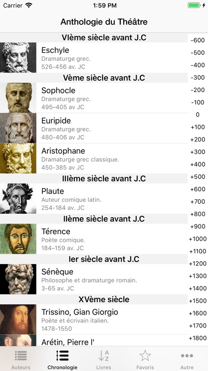 Anthologie du Théâtre screenshot-3