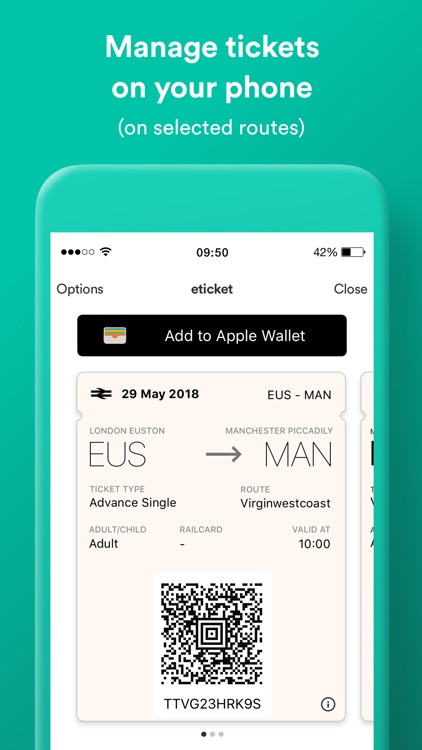 Trainline UK: Train & Bus App screenshot-4