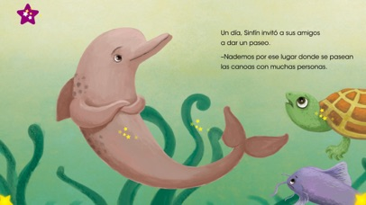 El delfín Sinfín screenshot 2