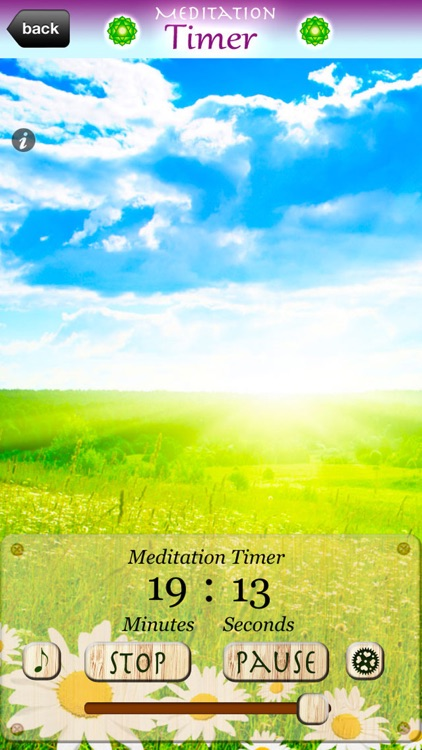 Meditation Timer  - Find Peace screenshot-3