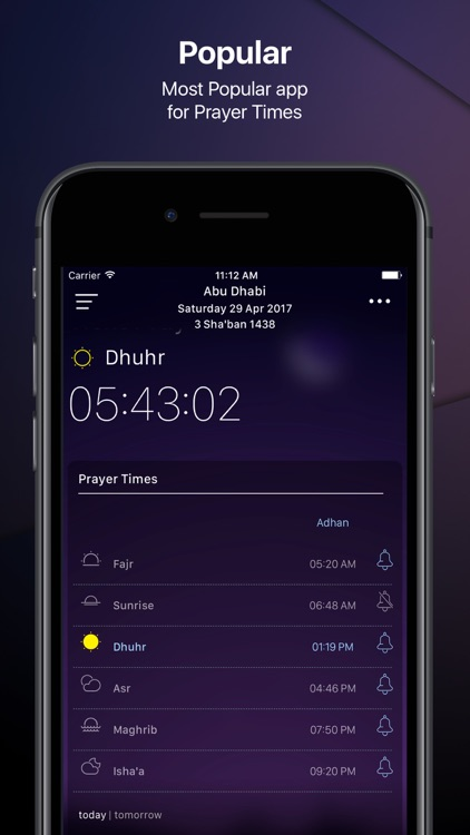 Athan Pro: Ramadan 2018 رمضان screenshot-2
