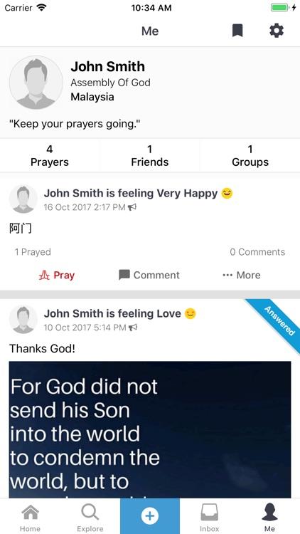 PrayStation screenshot-3