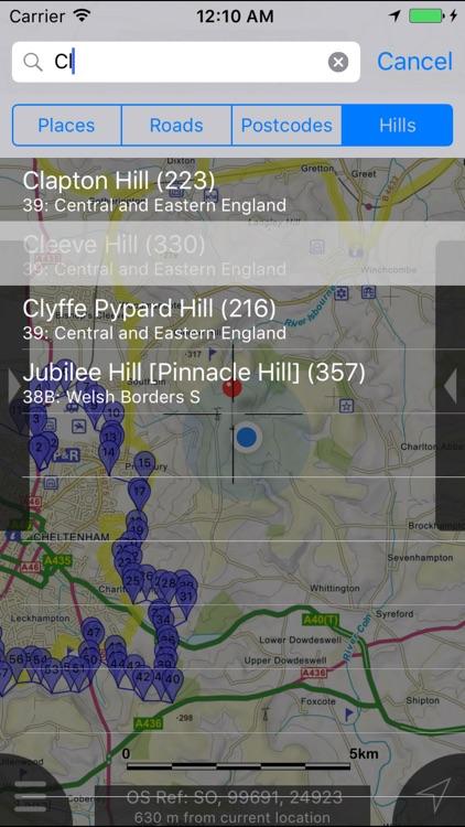 Cotswolds Maps Offline screenshot-3