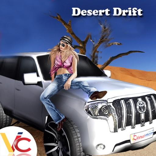 Desert Car Drift 3d
