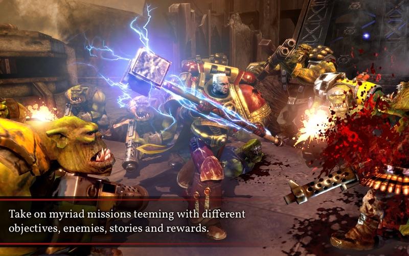 Warhammer 40K: Dawn of War II screenshot 5