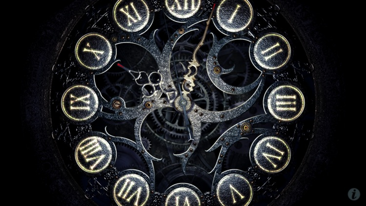 Mechanical Clock 3D Lite