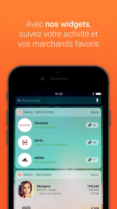 download iGraal Cashback & codes promo apps 2