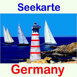 Marine: Germany - GPS Map Navigator