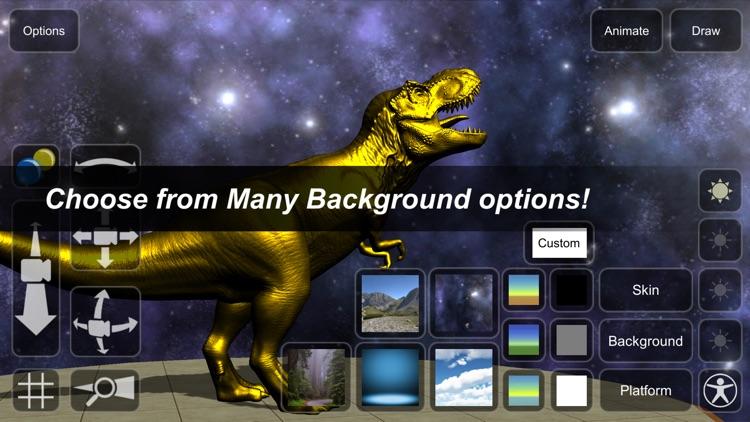 T-Rex Mannequin screenshot-6