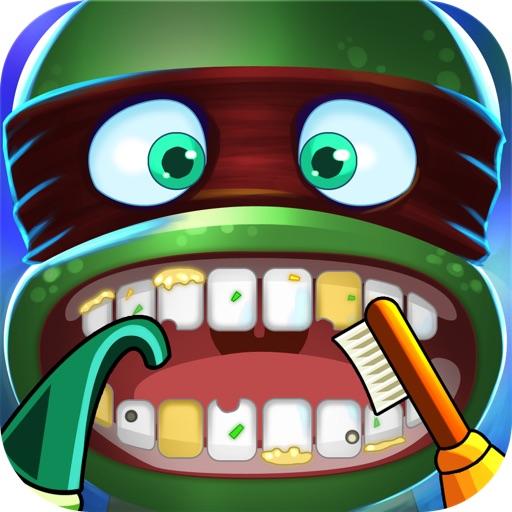 Crazy Office Dentist - An educational game about the importance of teeth hygiene!