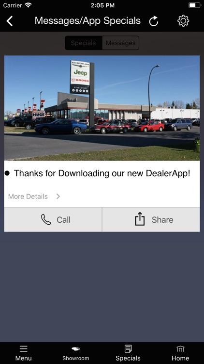 Big 4 Motors MLink screenshot-4