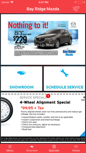 Bay Ridge Mazda >> Bay Ridge Mazda Mlink On The App Store