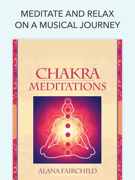 Chakra Meditations screenshot 4