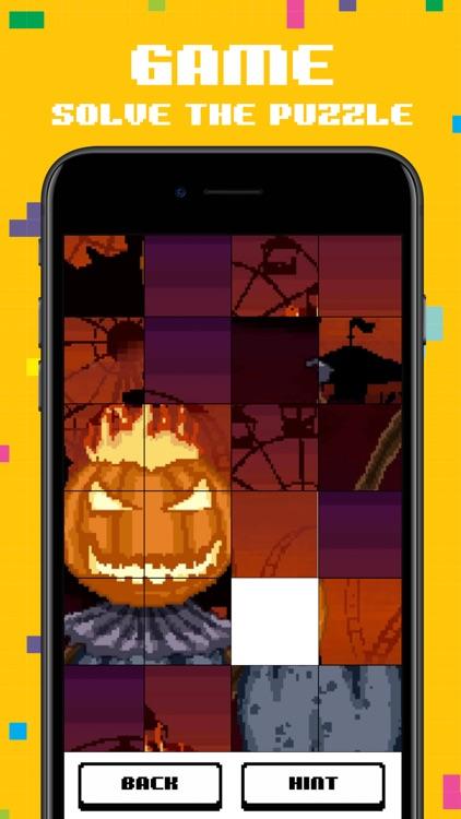 Moving Pixel Live Wallpapers screenshot-5