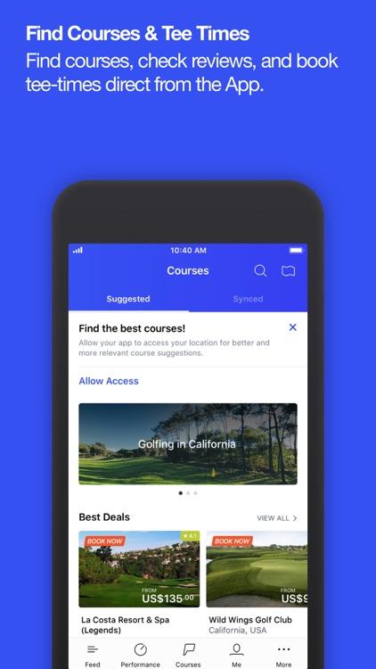 Hole19 Golf GPS & Scoring App screenshot-3