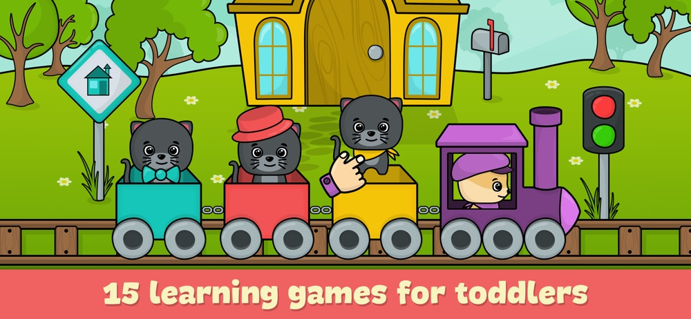 Learning games for toddlers 2+ Cheat Codes