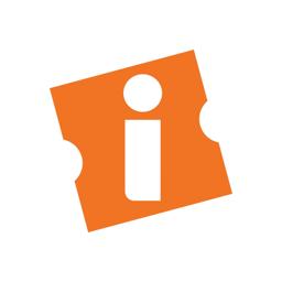 Ícone do app Ingresso.com +Filmes +Cinemas