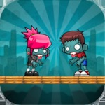 Angry Zombies : Arcade Game