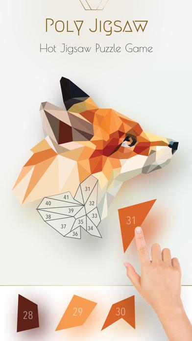Poly Jigsaw - Art Puzzle Games screenshot 4