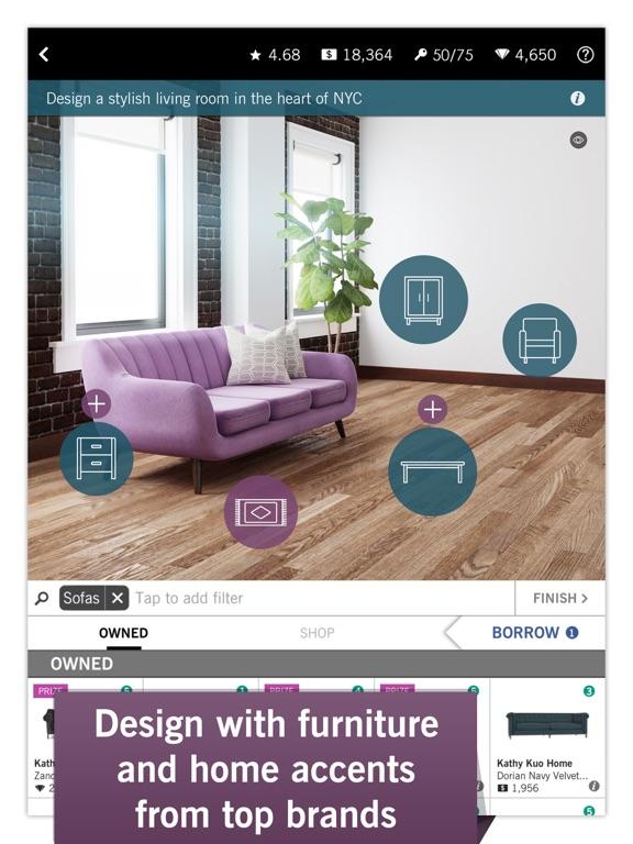Tapnova - Design Home