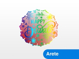Happy Diwali, from Arete Solutions