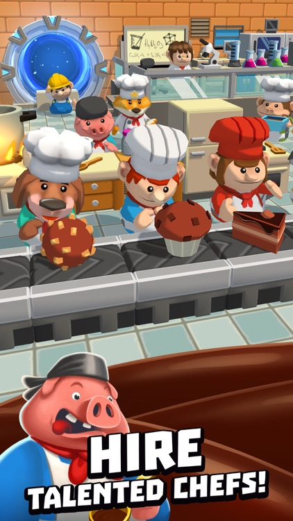 Idle Cooking Tycoon - Tap Chef screenshot-4