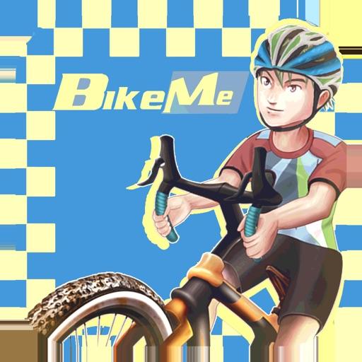 Bike ME:Extreme 3D Biking Game