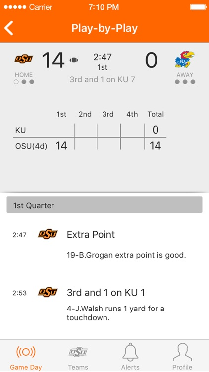 Oklahoma State Athletics screenshot-3