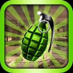 Hero War Army on Frontline