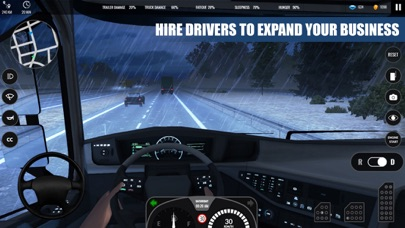 Truck Simulator PRO Europe screenshot 3