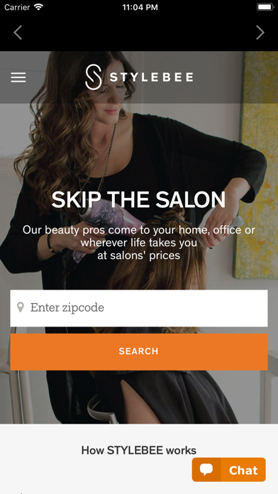 Stylebee : Book Local Beauty Services On Demand Makeup, Nails & Hairstyling screenshot
