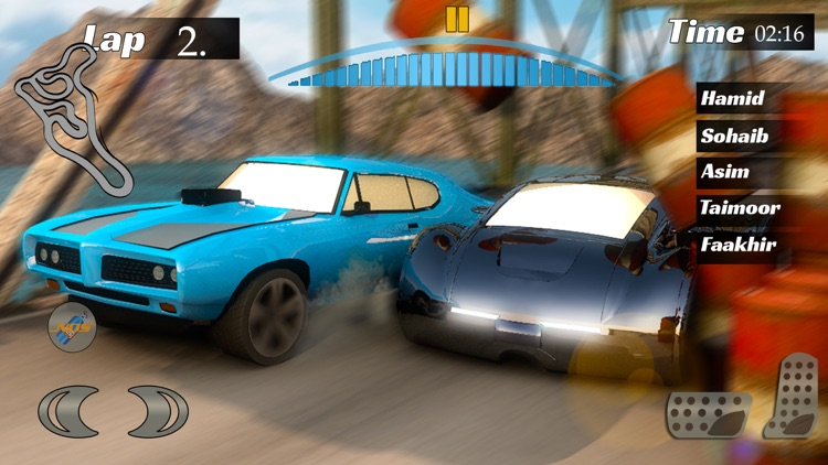 Real Street Racing Game 2018 screenshot-4
