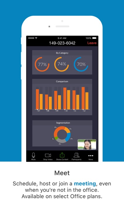 RingCentral Phone screenshot-3
