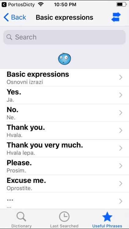 Eng-Slo dictionary screenshot-4