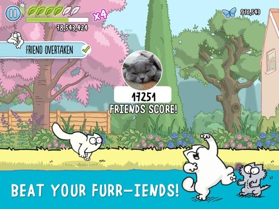 Simon's Cat Dash Скриншоты7