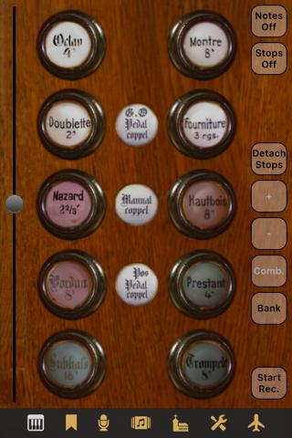 Jeux d'orgues Mini - náhled