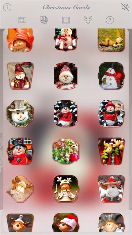 Christmas Cards • Greeting screenshot-5