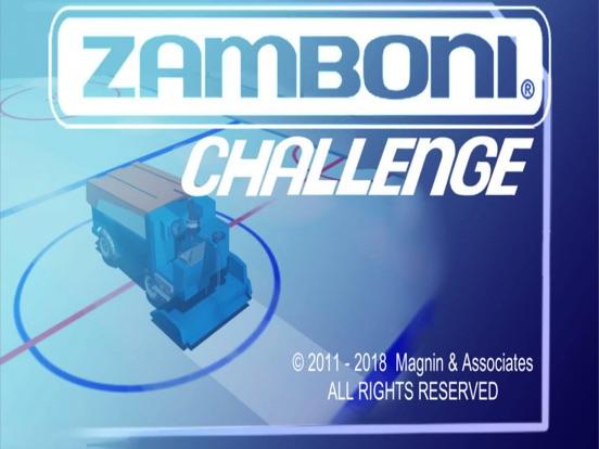 Zamboni Challenge на iPad