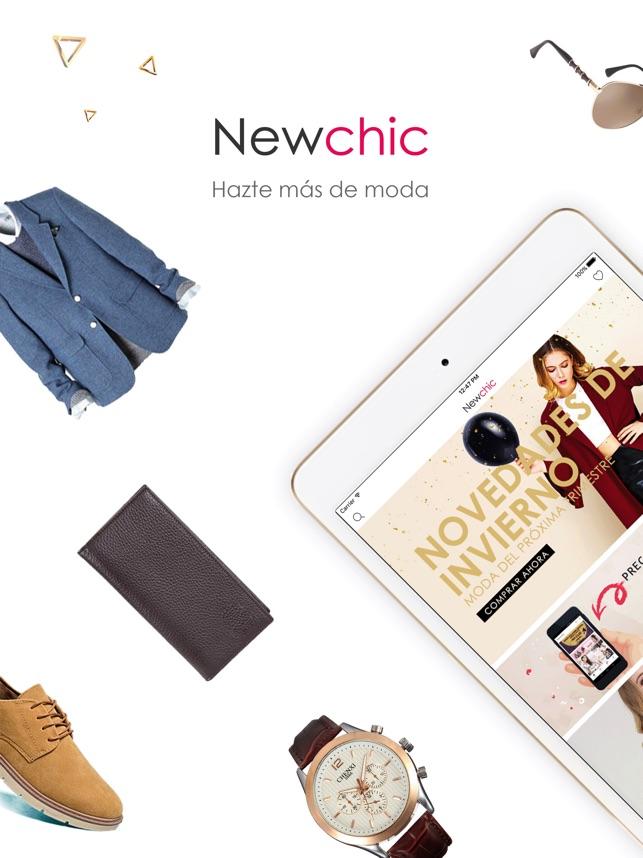 eda2a2b37739  Newchic–Tienda Online de Moda en App Store