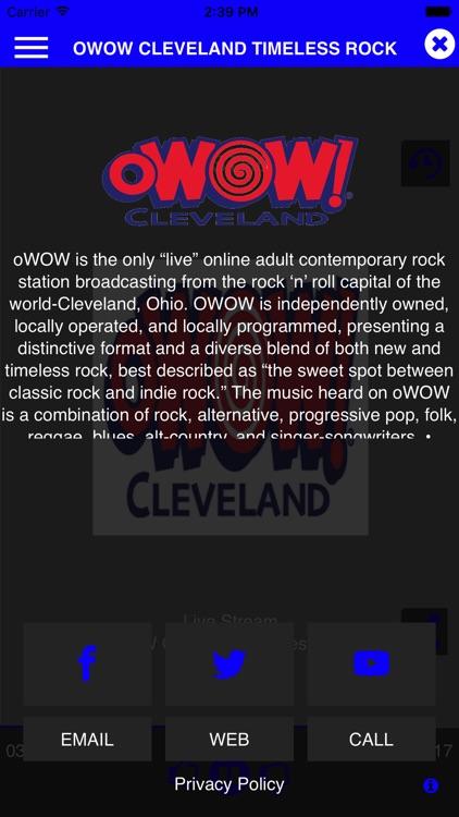 OWOW - TIMELESS ROCK RADIO