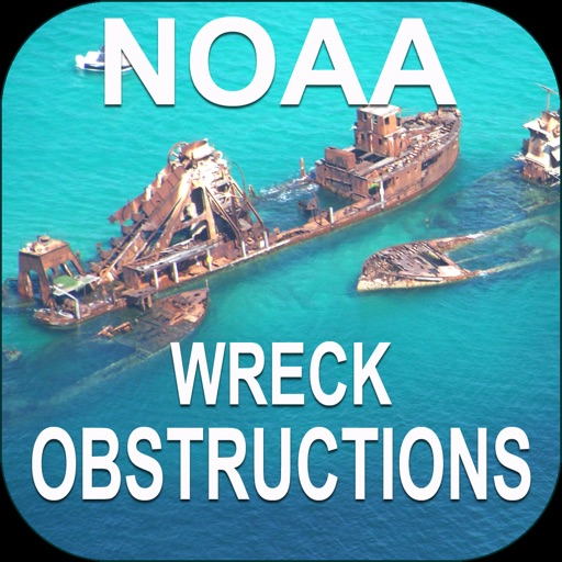 Noaa Wrecks & Obstructions MGR