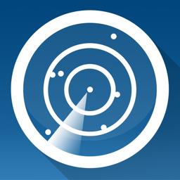 Ícone do app Flightradar24   Flight Tracker
