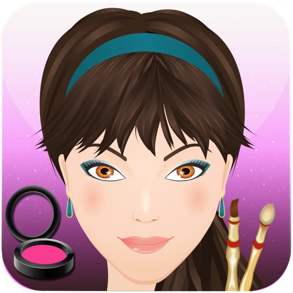 Kelly Barbara Make up Makeover - Free Girls Star Fashion Celeb Games